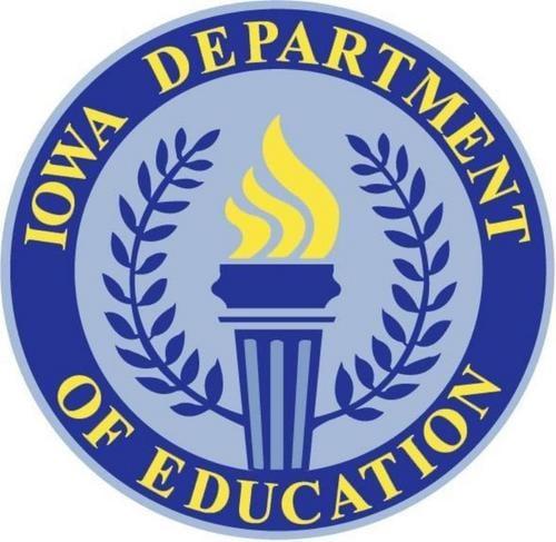 Iowa DE logo