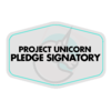 Project Unicorn Pledge Signatory Logo